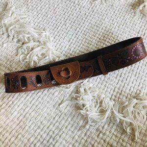 Dkny vintage belt